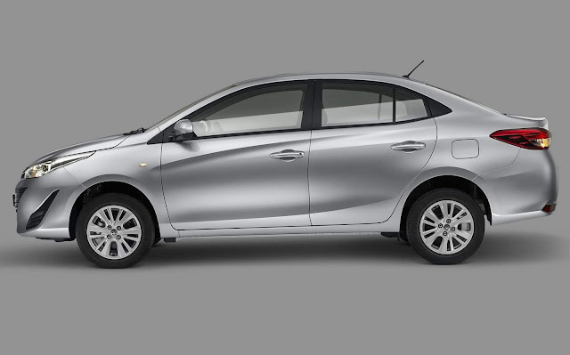 Novo Toyota Yaris Sedan 2019