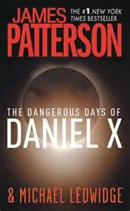 Cover of The Dangerous Days of Daniel X