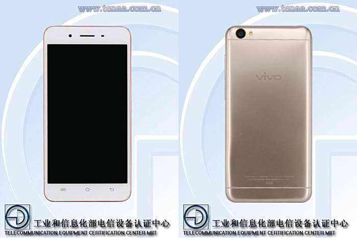 Vivo Y55A Leaks at TENAA; 5.2-inch Display, Octa Core CPU, 2GB RAM