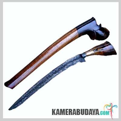 Badik Tumbuk Lada, Senjata Tradisional Dari Riau