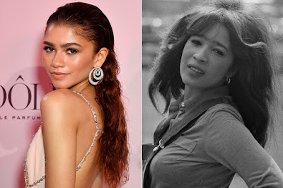 2020's Youngest Emmy Winner For Drama Series, Zendaya, To Play Legend Ronnie Spector In Upcoming Movie!