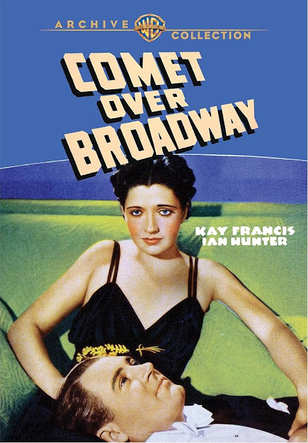 Comet Over Broadway (1938) DVD