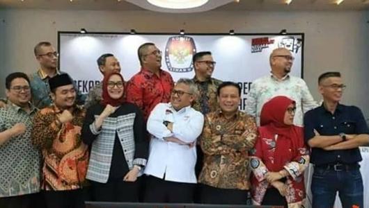 Pernyataan Sikap Prabowo Dibalas KPU, Beberkan Fata-fakta Detail Tak Terbantahkan