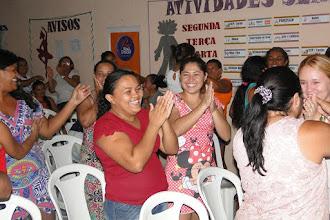 Ong Ceacri realiza oficina de valorização da cultura de paz com as famílias