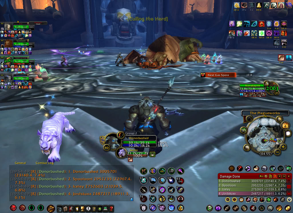 Markmanship PvE Guide 3 3 5a ~ Warmane Guides and Updates