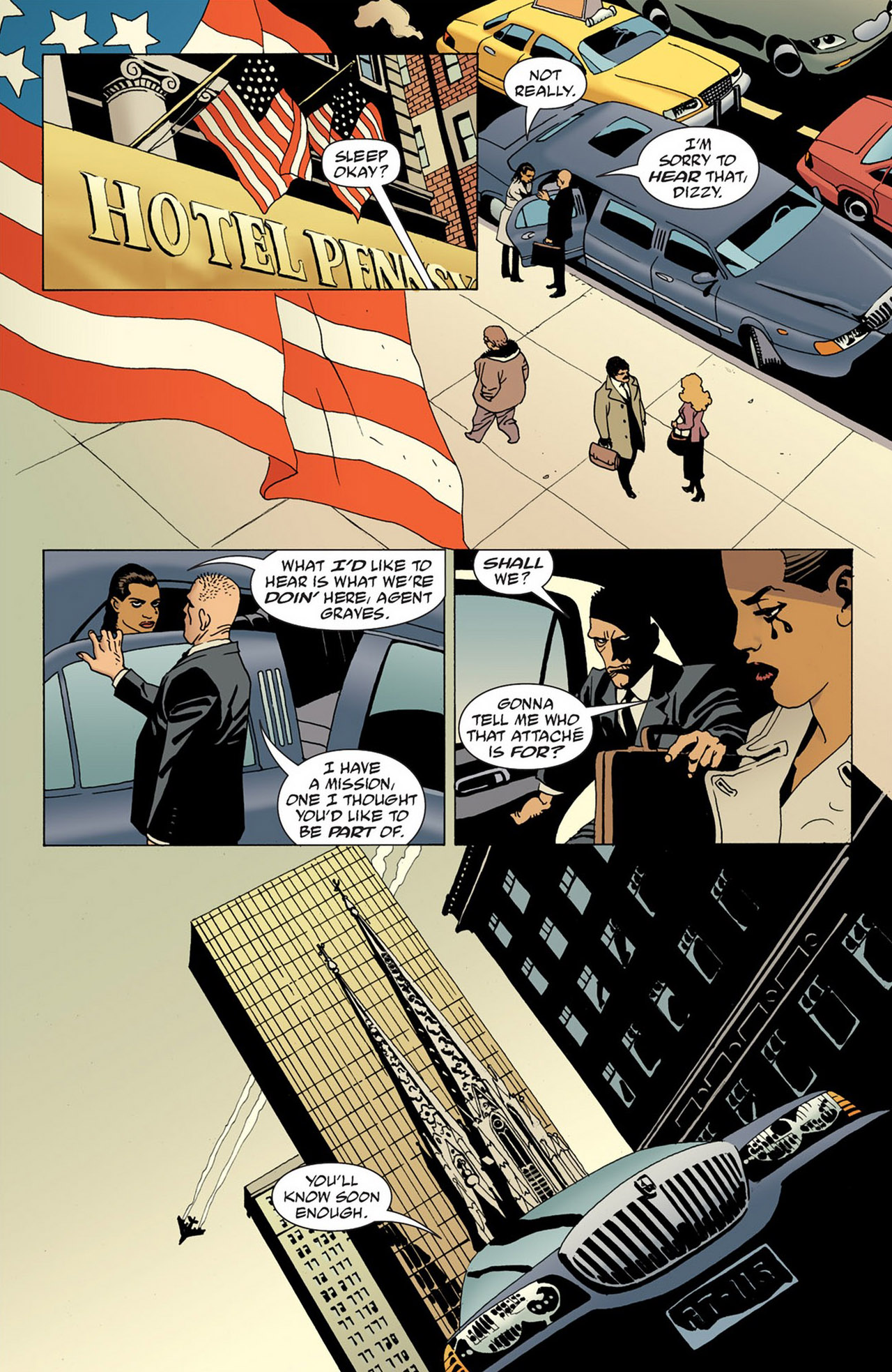 Read online 100 Bullets comic -  Issue #83 - 6