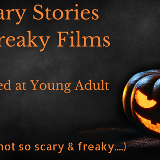 Scary Stories & Freaky Films: Scare yourself this Halloween! (well, duh) Muahahahaha