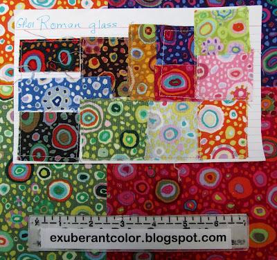 Exuberant Color : Kaffe Fassett fabric catalog 1 - 100 : quilt supplies catalog - Adamdwight.com