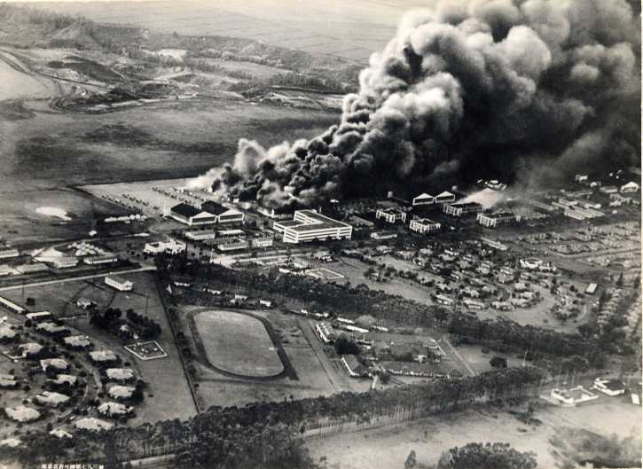 Authentic World War II Pictures - Japan Attacks |World War 2 Bombing Of Pearl Harbor