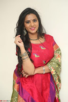 Manasa in Pink Salwar At Fashion Designer Son of Ladies Tailor Press Meet Pics ~  Exclusive 87.JPG