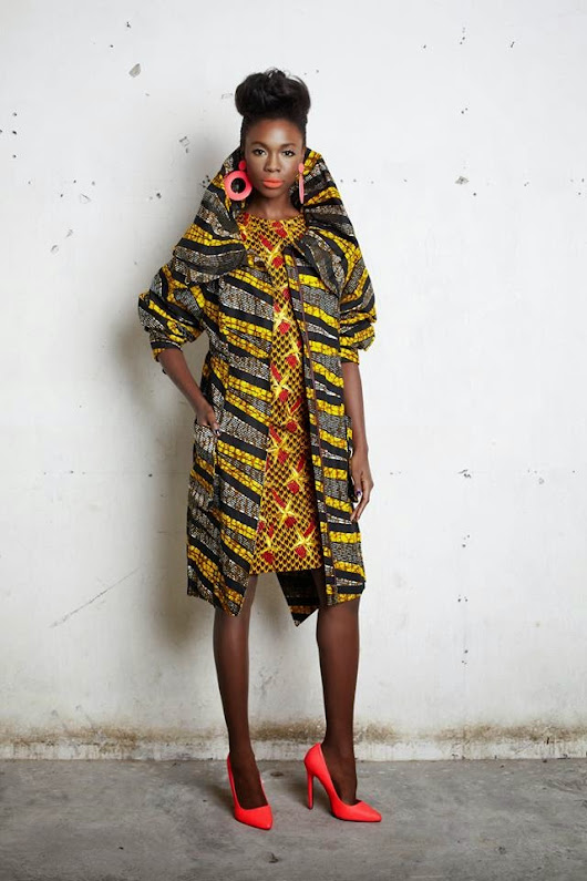 African Fashion + Designers!