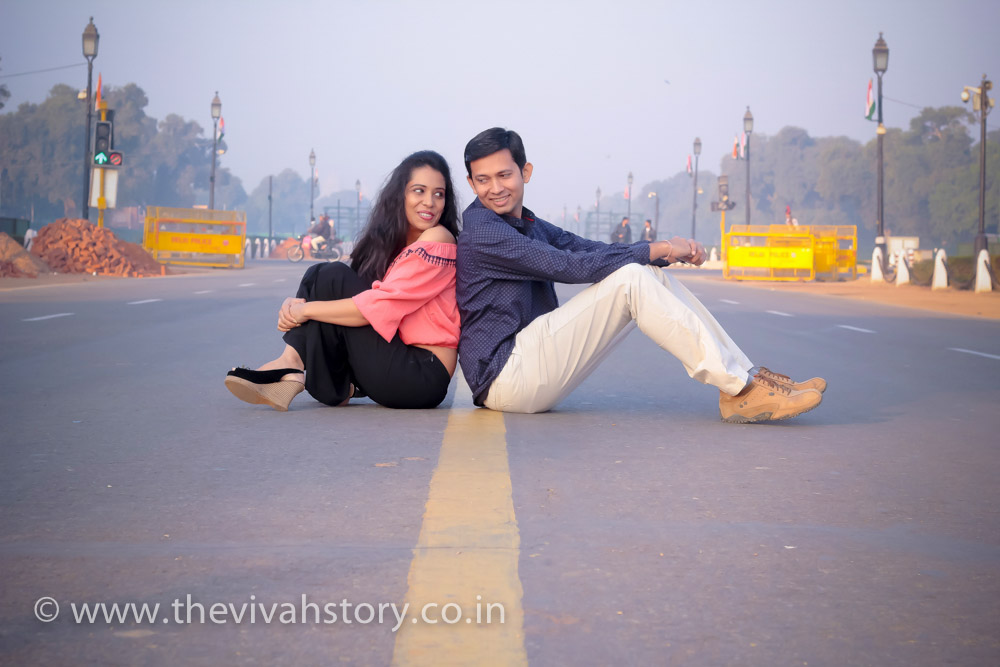Anup and Aporva - Pre Wedding Photography