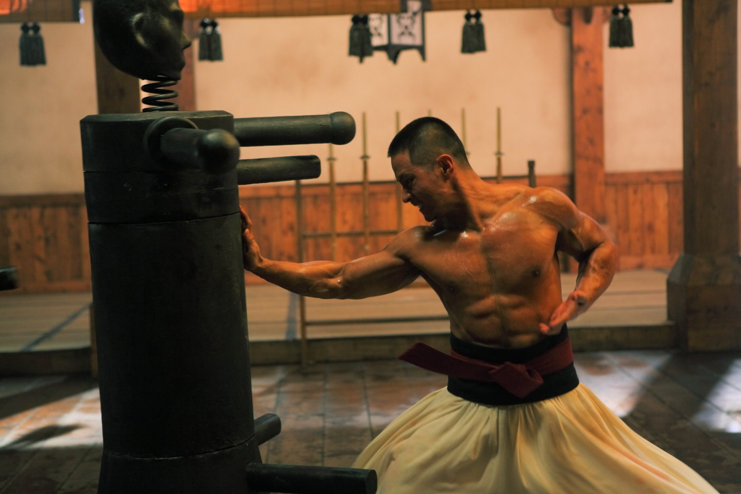 The Wrath Of Vajra