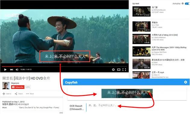 kamu mungkin menemukan konten dalam bahasa lain Cara Translate Teks Dari Video, Foto dan PDF Dengan Mudah