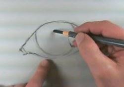 Göz resmi çizim teknikleri