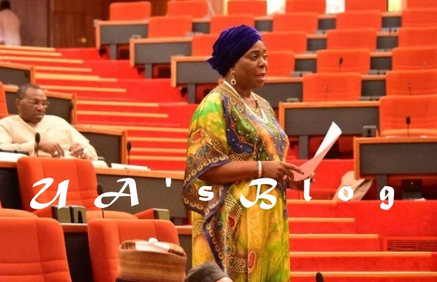 PDP Nominates Popular Female Senator As Akpabio's Replacement For Senate Minority Leader