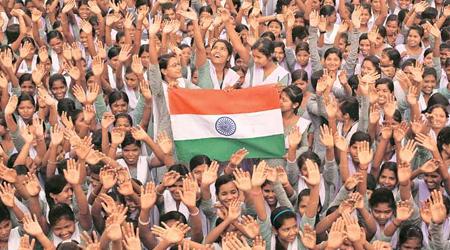 भारत के 27 करोड़ स्टूडेंट्स एक साथ गाएंगे राष्ट्रगान