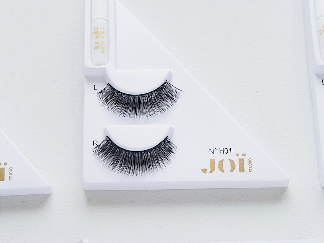 review JOI Studio Eyelashes