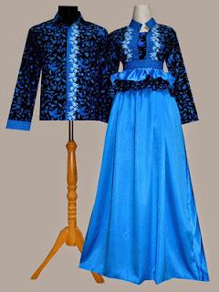 baju batik sarimbit muslim