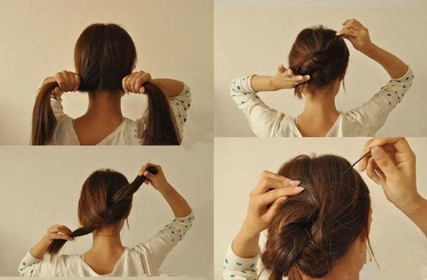 peinados fciles y rpidos de hacer