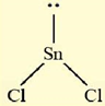 bentuk senyawa SnCl2