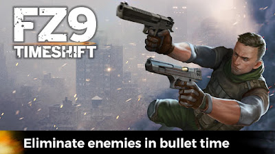 FZ9 Timeshift MOD APK+Data v2.2.0 Legacy of Cold War Update Terbaru For Android