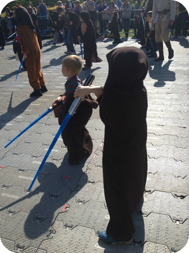 jedi training legoland