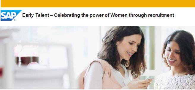 sap women employee referral drive