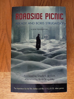 Roadside Picnic by Arkady and Boris Strugatsky | Two Hectobooks