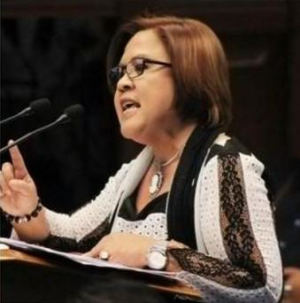 Senator Leila De Lima: Duterte's Act to Defend the Cops in Espinosa Rubout Makes Him Impeachable