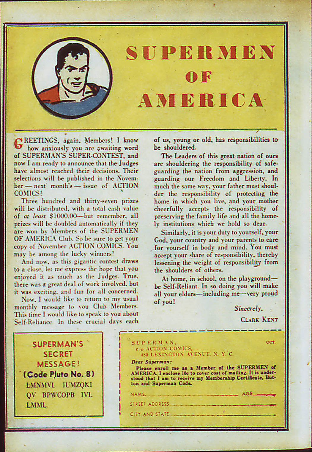 Read online Action Comics (1938) comic -  Issue #41 - 17