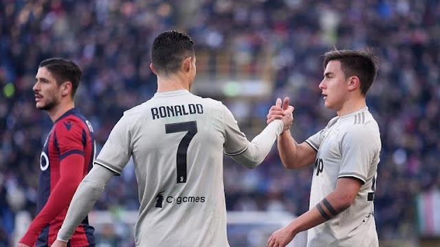 """La """"Juve"""" camina firme en el Calcio"""