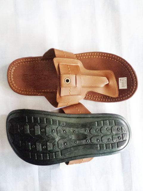 Sandal CIPACUNG TASIK Queen PRIA coklat atas