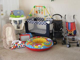 peluang bisnis rental  mainan bayi