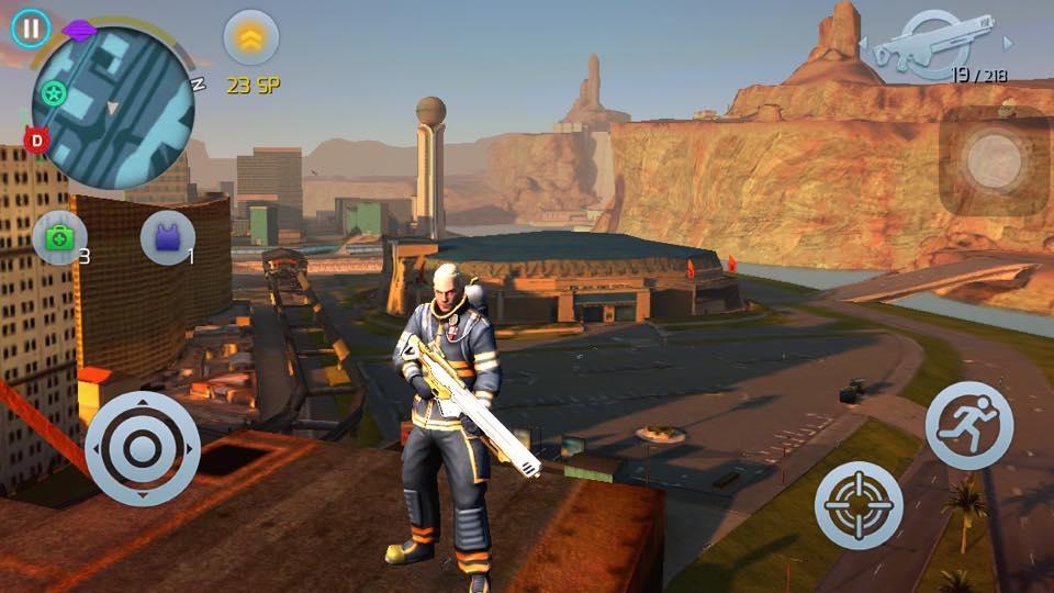 Gangstar Vegas Mafia Game v3.5.0n (Mega Mod, Full HD