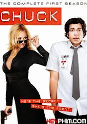 Chàng Điệp Viên Tay Mơ - Chuck Season 1