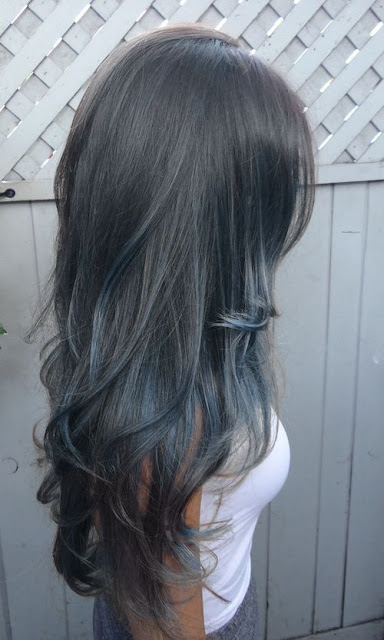 Amazing Silver Highlights! - The HairCut Web