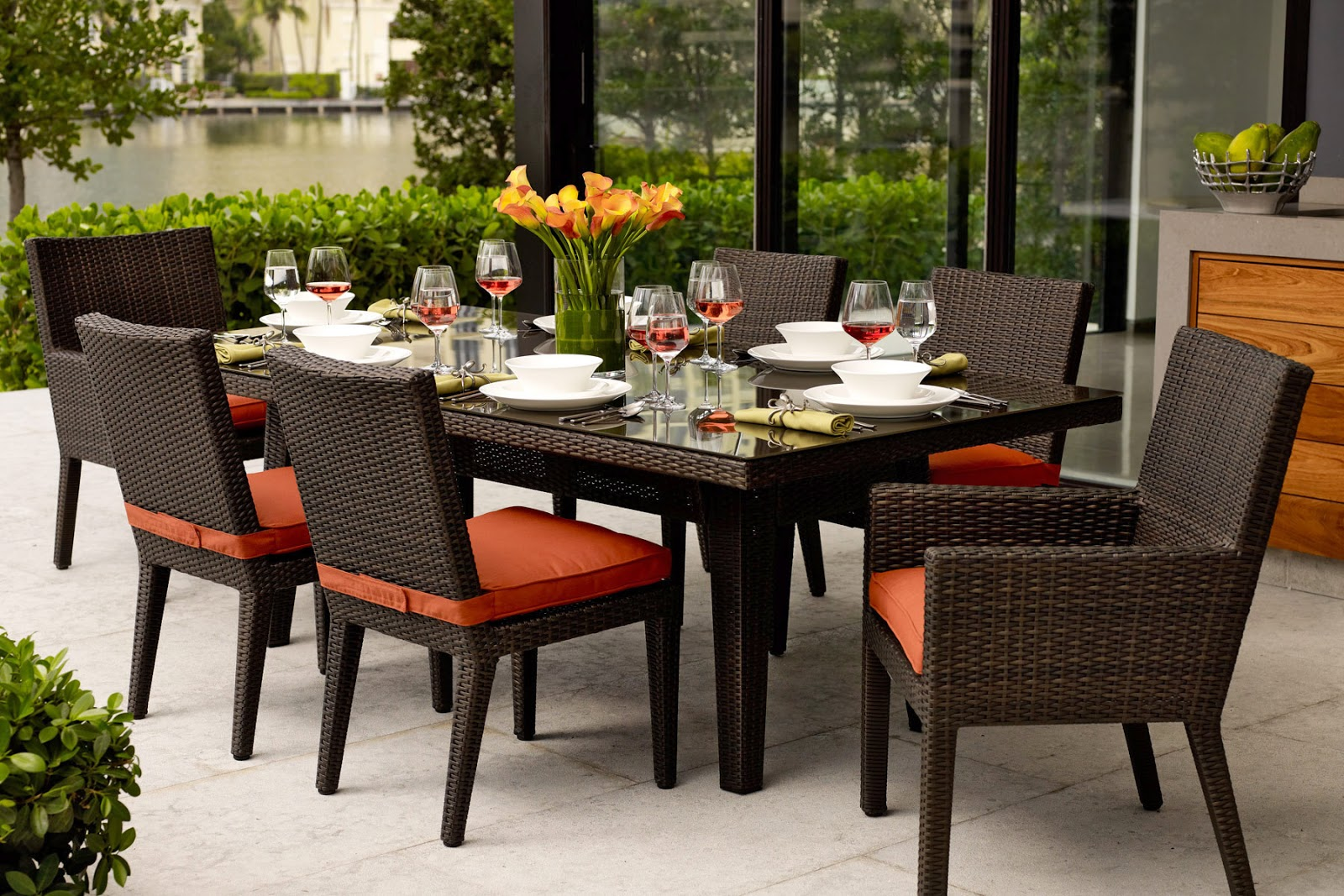 Your Home Thoughts: Different Types Of Patio Furniture