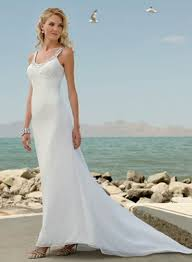 Real Cheap Casual Beach Wedding Dresses Under $100