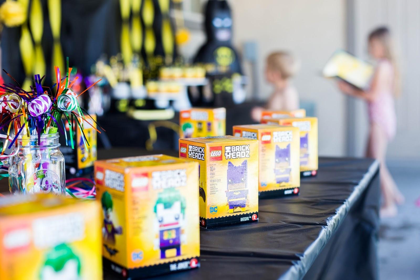 do it yourself divas: DIY LEGO Batman Birthday Party