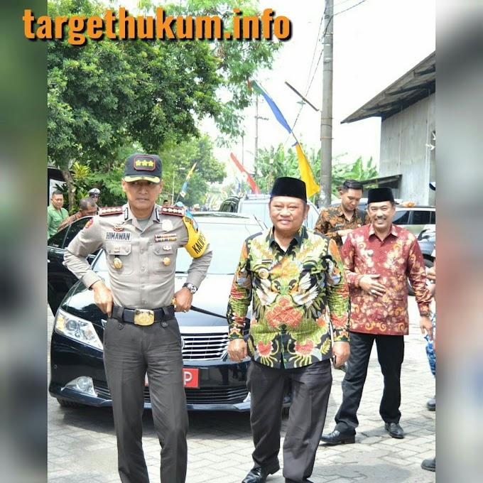 Polresta Sidoarjo Dapat Hibah 40 Motor Trail Dari Pemkab Sidoarjo