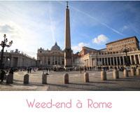 Week-end- à Rome