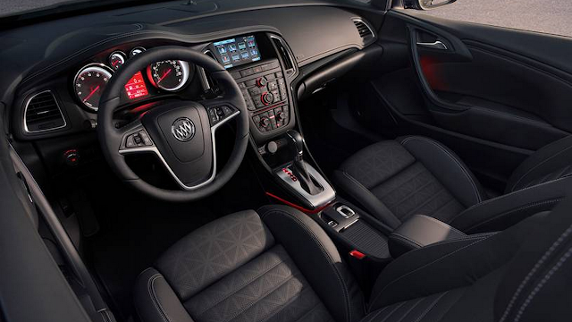 2019 Buick Cascada Full Review