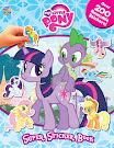 My Little Pony Super Sticker Book Books