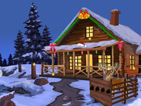 Play Games4Escape Christmas De…