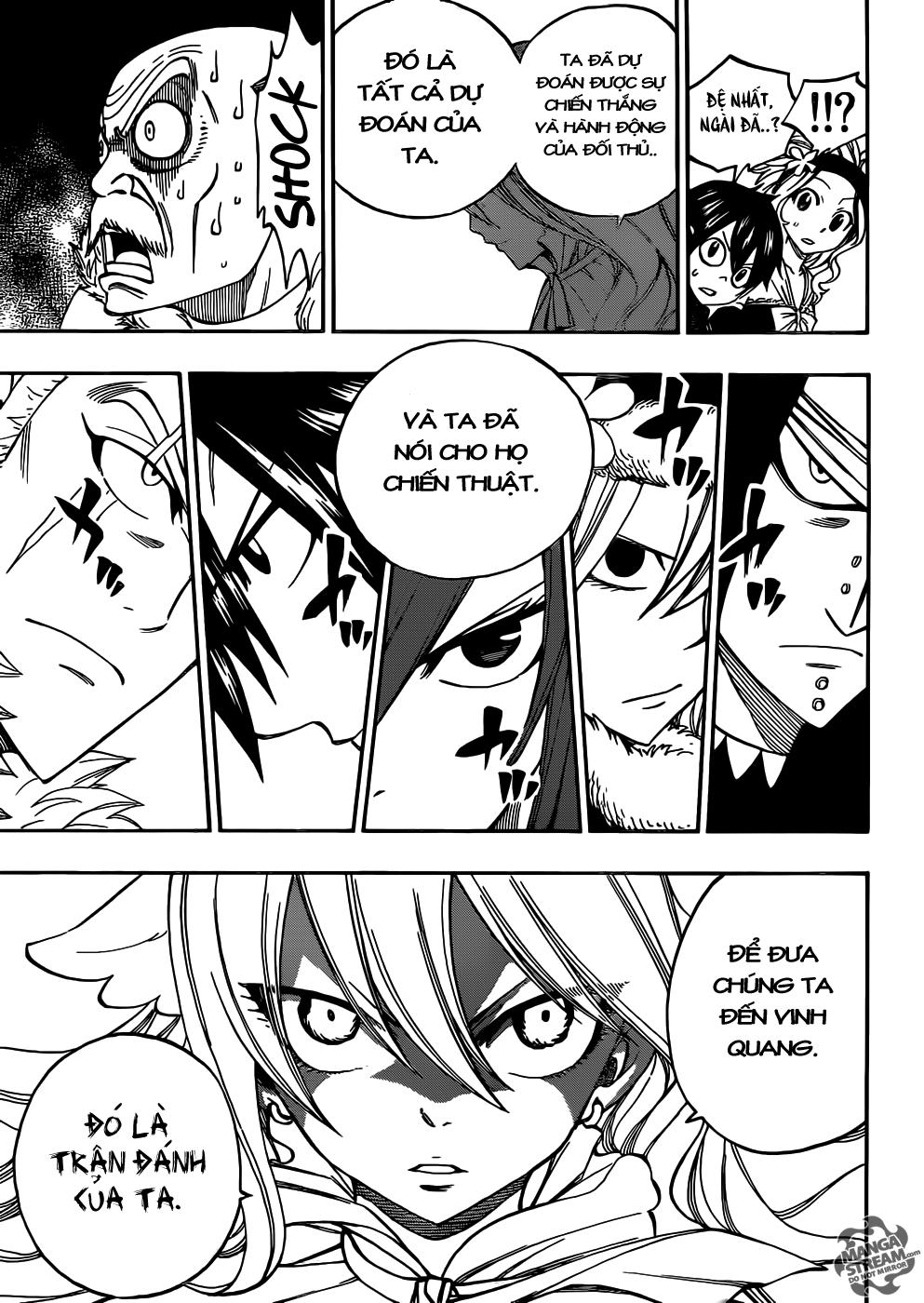 Fairy Tail chap 304 trang 18