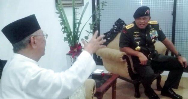 Surat untuk Jenderal Gatot Nurmantyo