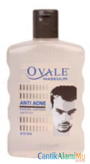 Ovale Maskulin anti Acne