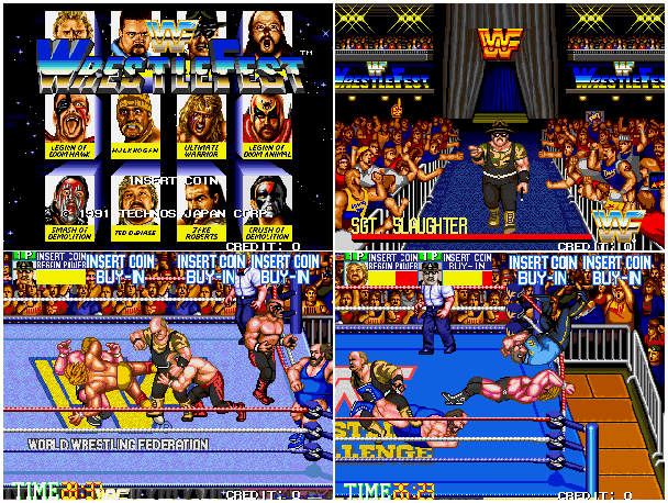 Download Wwf Wrestlefest Game - tweetletitbit
