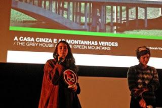 Premiação: A Casa Cinza e as Montanhas Verdes
